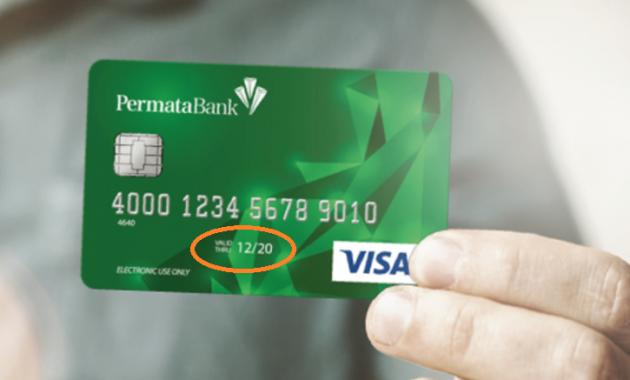 Kartu ATM Kadaluarsa