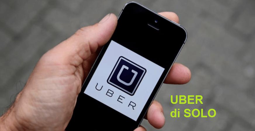 Uber di Solo