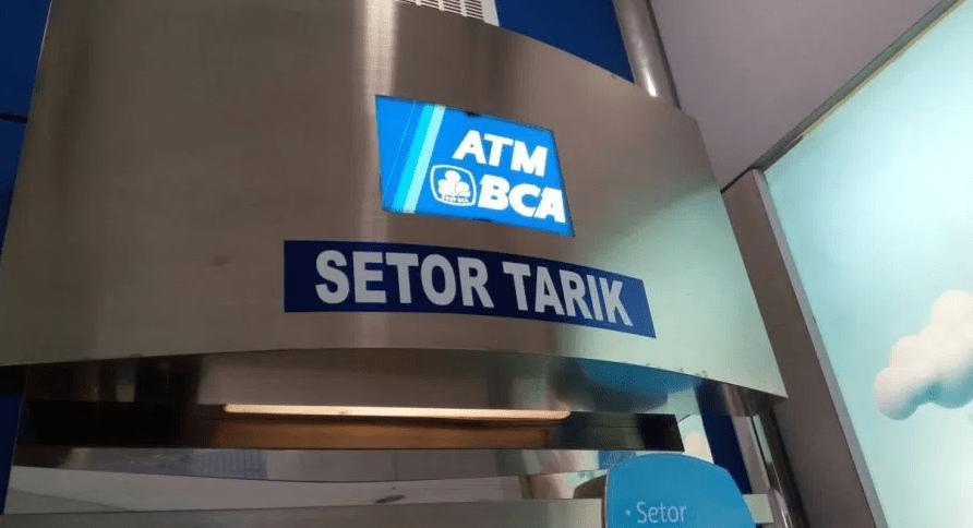 ATM Setor Tunai di Jakarta Timur