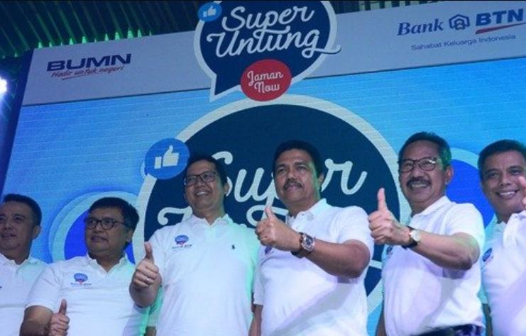Super Untung Jaman Now BTN