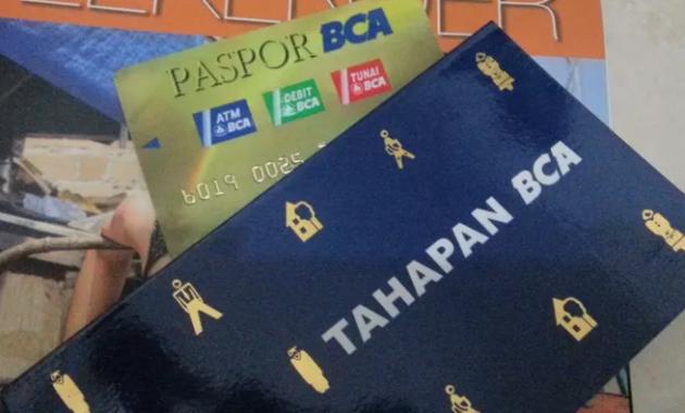 Biaya Ganti Buku Tabungan Bank BCA