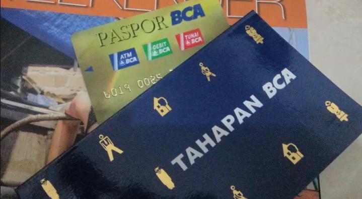 Ganti Buku Tabungan BCA