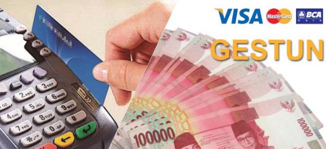 Gestun Kartu Kredit