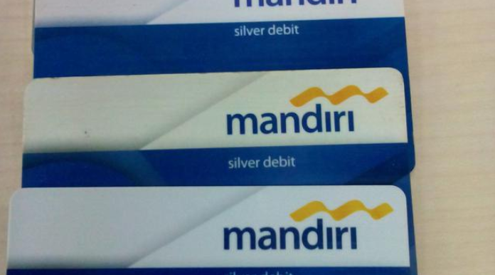 Kartu ATM Silver Mandiri