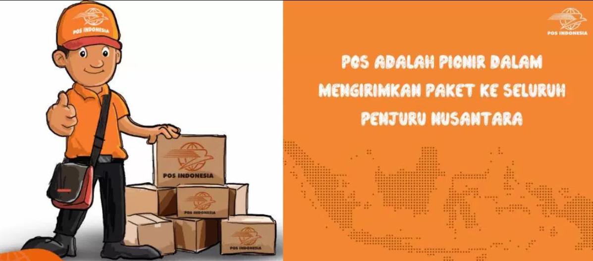 paket pos indonesia