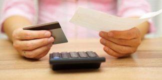 transfer uang dari kartu kredit