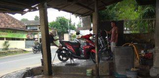Bisnis Cuci Motor