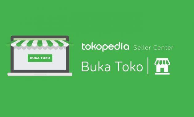 Cara jualan online di tokopedia