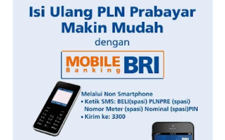 beli token listrik pln lewat sms banking