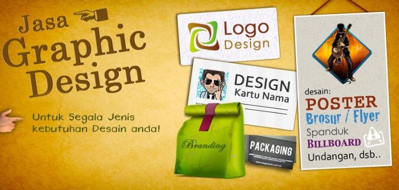 jasa design grafis logo