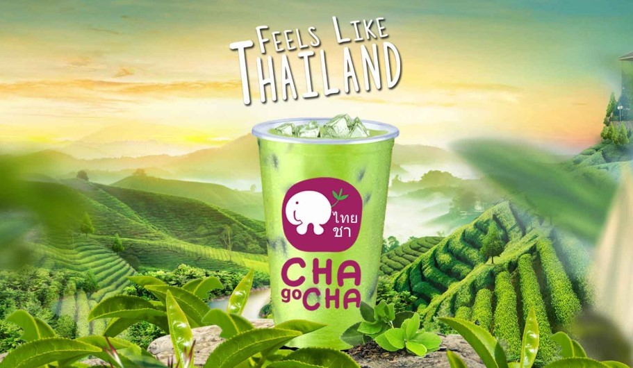 paket franchise Chagocha thai tea