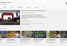 channel youtube ustad abdul somad