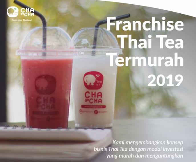 waralaba thai tea
