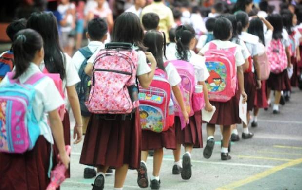 syarat baru anak masuk sekolah