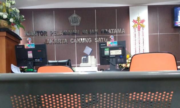 kantor pelayanan pajak pratama jakarta cakung satu