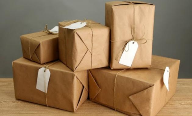 paket tertahan di gudang j5 pondok melati