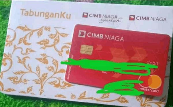 tabunganku bank cimb niaga bebas biaya administrasi