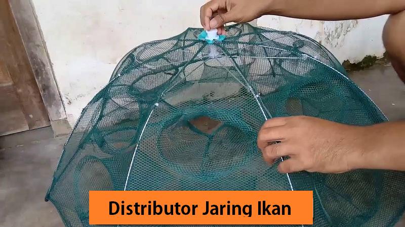 distributor jaring ikan
