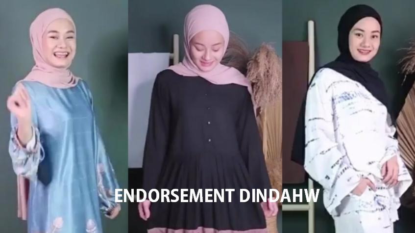 endorsement dindahw